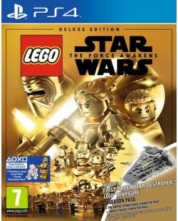 LEGO Star Wars The Force Awakens Deluxe Edition 1 (PS4)