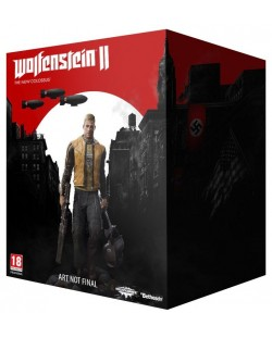 Wolfenstein 2 The New Colossus Collector's Edition (Xbox One)