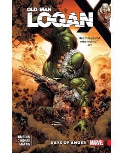 Wolverine Old Man Logan, Vol. 6: Days of Anger