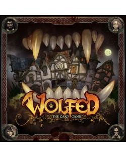 Настолна игра Wolfed, парти, картова