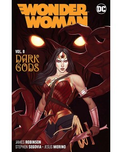 Wonder Woman Vol. 8: The Dark Gods