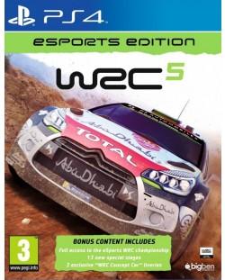 WRC 5 Esport Edition (PS4)