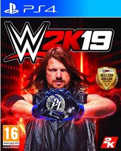 WWE 2K19 (PS4) + Бонус