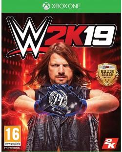 WWE 2K19 (Xbox One) + Бонус