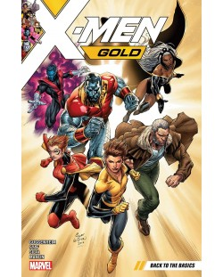 X-Men Gold Vol. 1 Back to the Basics