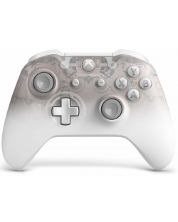 Контролер Microsoft - Xbox One Wireless Controller - Phantom White Special Edition
