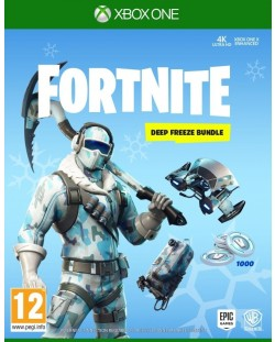 Fortnite - Deep Freeze Bundle (Xbox One)