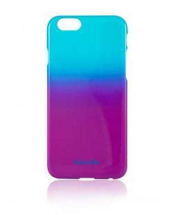 Калъф XtremeMac Microshield Fade - за iPhone 6, iPhone 6s, син/лилав