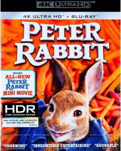 Зайчето Питър (4K UHD Blu-ray)