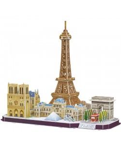 3D Пъзел Revell - Забележителности в Париж