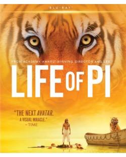Животът на Пи (Blu-Ray)