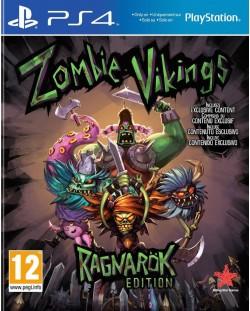Zombie Vikings: Ragnarok Edition (PS4)