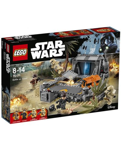 Конструктор Lego Star Wars - Битка на Scarif (75171) - 1