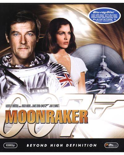 007: Мунрейкър (Blu-Ray) - 1