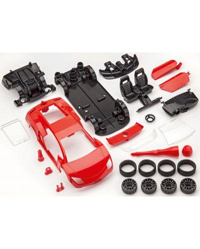 Сглобяем модел на състезателен автомобил Revell - Rennwagen (00800) - 5