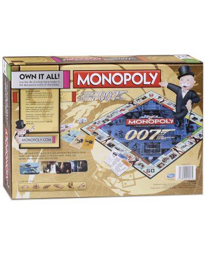 Настолна игра Monopoly - 007 Bond 50th Anniversary Edition - 2