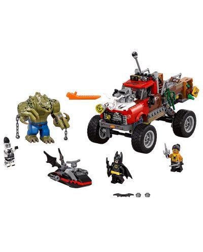 Конструктор Lego Batman Movie - Килър Крок, Oпашата кола (70907) - 3