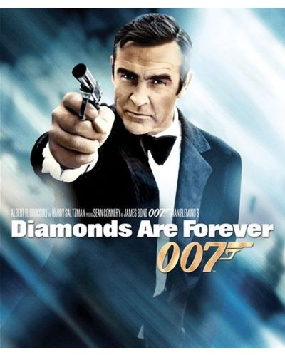 007: Диамантите са вечни (Blu-Ray) - 1
