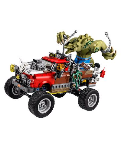 Конструктор Lego Batman Movie - Килър Крок, Oпашата кола (70907) - 4