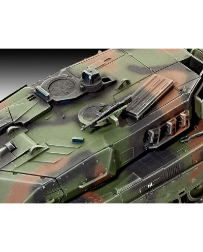 Сглобяем модел на танк Revell - LEOPARD 2 A5 / A5 NL (03187) - 4
