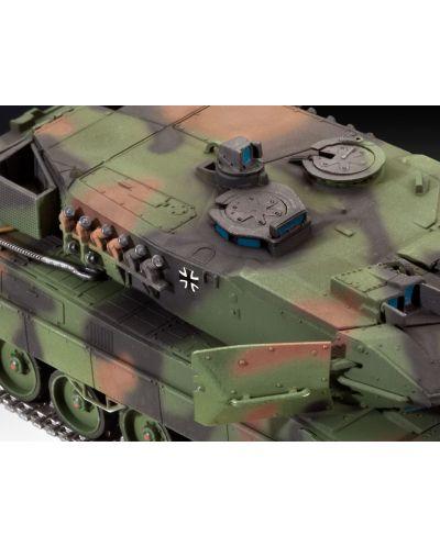 Сглобяем модел на танк Revell - Leopard 2 A6/A6M (03180) - 3
