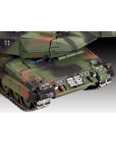 Сглобяем модел на танк Revell - Leopard 2 A6/A6M (03180) - 4