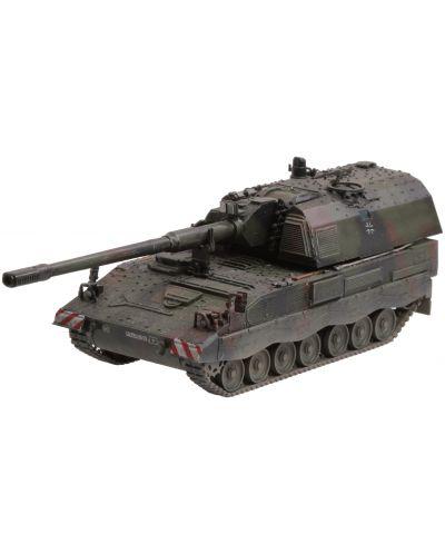Сглобяем модел на танк Revell - Panzerhaubitze PzH 2000 (03121) - 1
