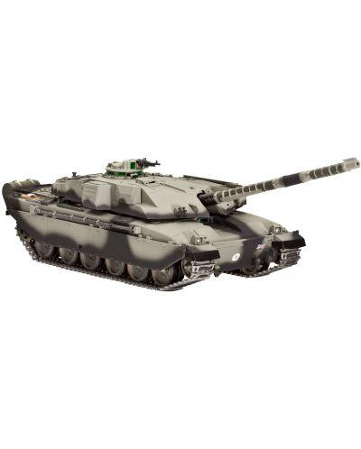 Сглобяем модел на танк Revell - British Main Battle Tank CHALLENGER I (03183) - 1