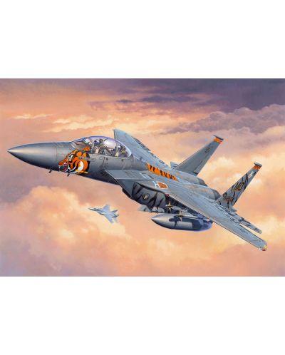 Сглобяем модел на изтребител Revell - F-15E Strike Eagle (03996) - 2