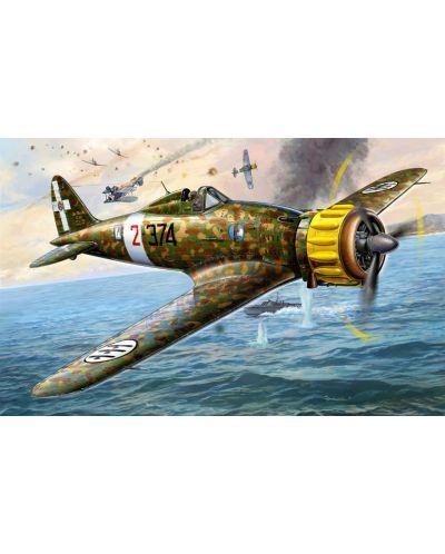 Сглобяем модел на военен самолет Revell - Macchi C.200 SAETTA (03991) - 2
