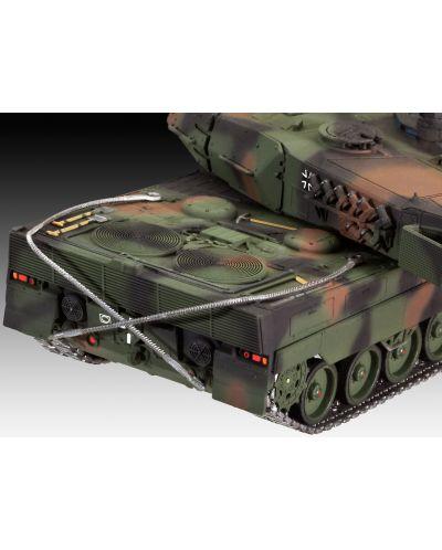 Сглобяем модел на танк Revell - Leopard 2 A6/A6M (03180) - 5