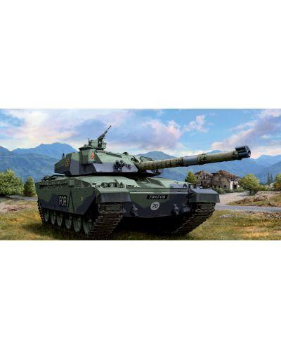 Сглобяем модел на танк Revell - British Main Battle Tank CHALLENGER I (03183) - 2