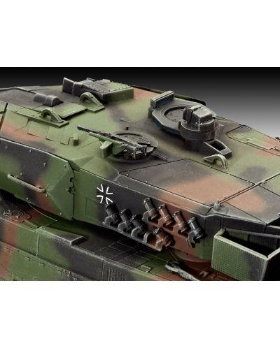 Сглобяем модел на танк Revell - LEOPARD 2 A5 / A5 NL (03187) - 3