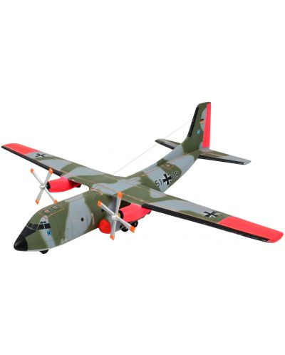 Сглобяем модел на военен самолет Revell - C160 Transall (03998) - 1