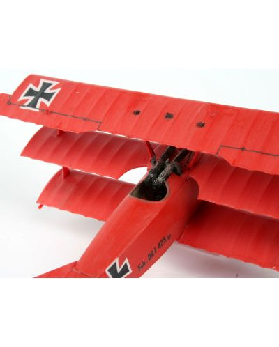 Сглобяем модел на военен самолет Revell - Fokker Dr. 1 Triplane (04116) - 4