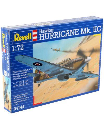 Сглобяем модел на военен самолет Revell - Hawker Hurricane Mk IIC (04144) - 3