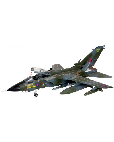 Сглобяем модел на военен самолет Revell Tornado - GR. Mk. 1 RAF (04619) - 1