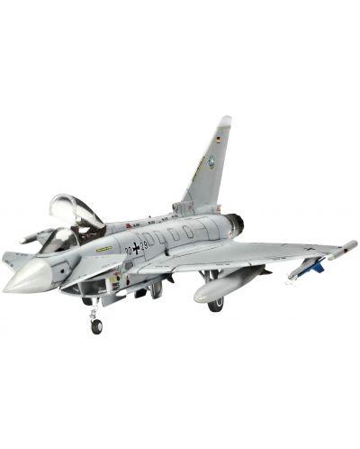 Сглобяем модел на военен самолет Revell - Eurofighter Typhoon single seater (04282) - 1