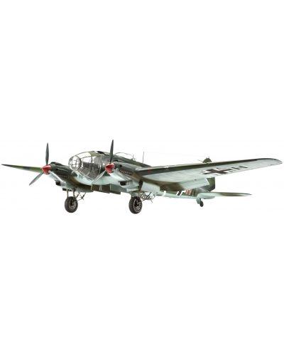 Сглобяем модел на военен самолет Revell Heinkel - He 111P-1 (04696) - 1