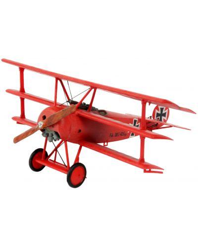 Сглобяем модел на военен самолет Revell - Fokker Dr. 1 Triplane (04116) - 1