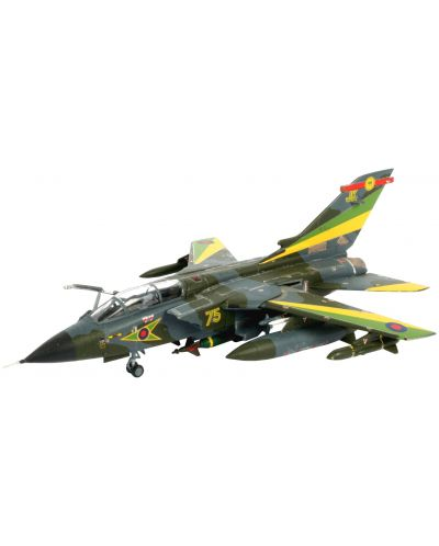 Сглобяем модел на военен самолет Revell - Tornado GR Mk.1 RAF (04063) - 1