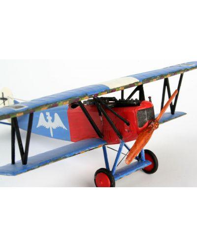 Сглобяем модел на военен самолет Revell - Fokker D VII (04194) - 4