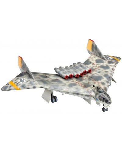 Сглобяем модел на военен самолет Revell - Arado Ar555 (04367) - 1