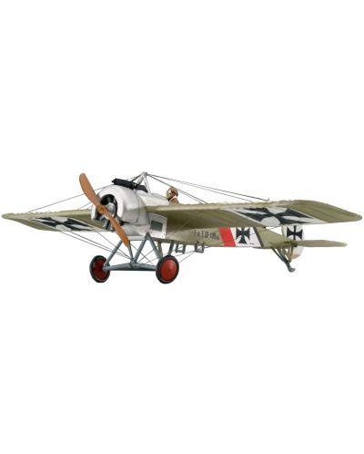 Сглобяем модел на военен самолет Revell - Fokker E.III (04188) - 1