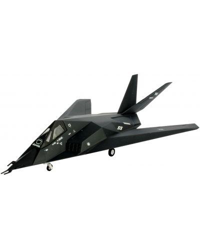 Сглобяем модел на изтребител Revell - F-117 Stealth Fighter (04037) - 1