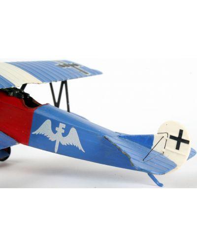 Сглобяем модел на военен самолет Revell - Fokker D VII (04194) - 3