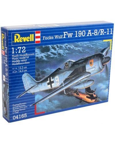 Сглобяем модел на военен самолет Revell - Focke Wulf Fw 190 A-8/R11 (04165) - 6