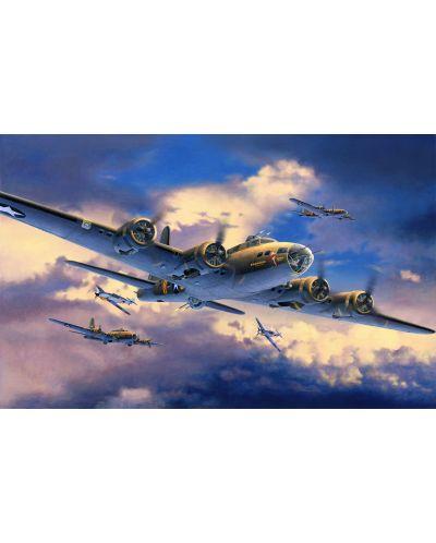 "Сглобяем модел на военен самолет Revell - B-17F ""Memphis Belle"" (04279) - 2"