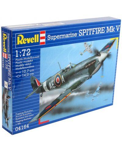 Сглобяем модел на военен самолет Revell - Spitfire Mk.V (04164) - 3