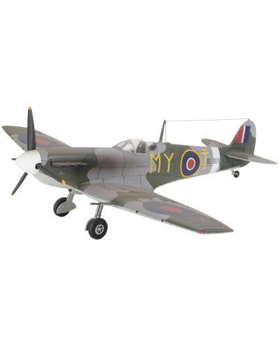 Сглобяем модел на военен самолет Revell - Spitfire Mk.V (04164) - 1